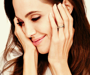 actress, hollywood, and Angelina Jolie image