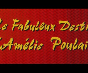 amelie and film image