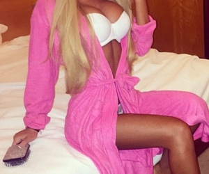 barbie, blonde, and body image