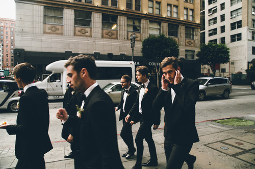 weheartit, 😍, and boys searing suit image