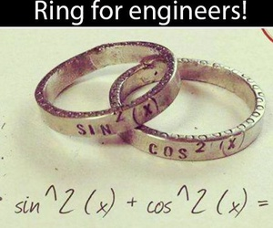 engineer, couple, and love image