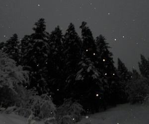 indie, night, and january image