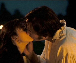 pride and prejudice, kiss, and mr darcy image