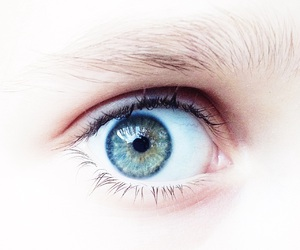 blue, eye, and iphone image