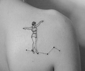 b&w, tattoo, and Tattoos image