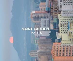 aesthetic, theme, and saint laurent image