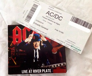 ac dc, heavy metal, and music image