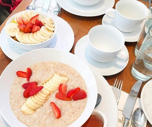 bananas, breakfast, and delicious image