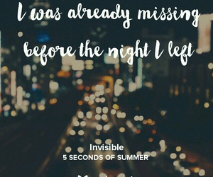 invisible and 5sos image