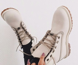 beauty, boot, and fashion image