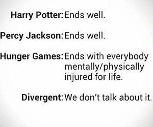 allegiant, books, and harry potter image
