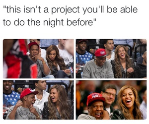 funny, beyoncé, and project image