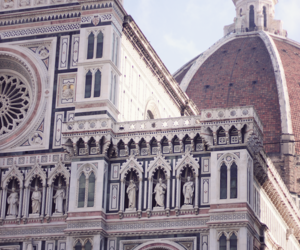 architecture, florence, and Cathedrale image