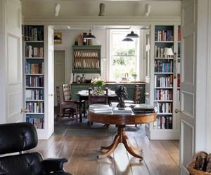 bookcase, books, and english image