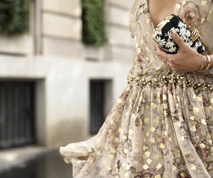 chanel, dress, and style image