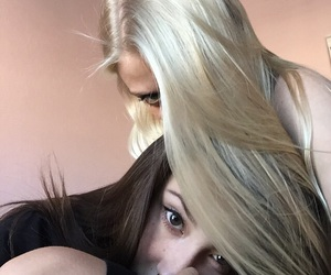 basic, bff, and blond image