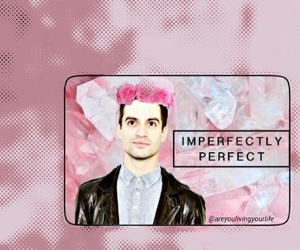 brendon urie, edit, and panic at the disco image