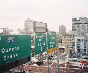 bronx, East Coast, and queens image