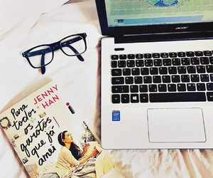 book, love books, and jenny han image