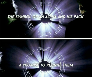 alpha, teen wolf, and tw image