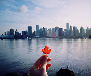 canada and vancouver image
