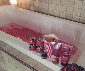 bath, chill, and cosy image