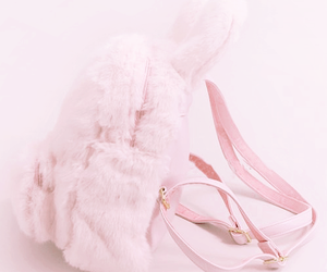 pink, bunny, and cute image