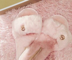 pink, Michael Kors, and shoes image