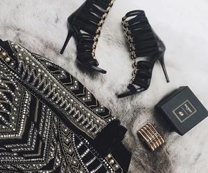 fashion, Balmain, and luxury image