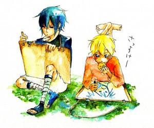 anime, manga, and love image