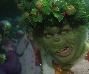 film, grinch, and movie image