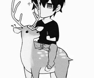 cute, manga, and anime image