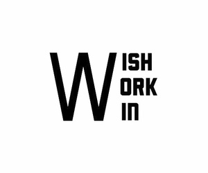 work, win, and wish image