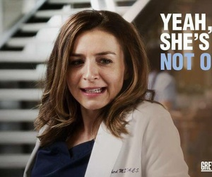grey's anatomy, amelia shepherd, and caterina scorsone image
