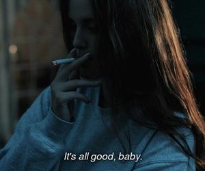 cigarette, cigarettes, and girl image