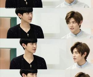 exo, chanyeol, and taeyong image
