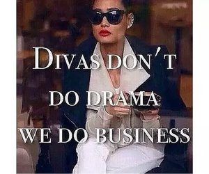business, diva, and divas image