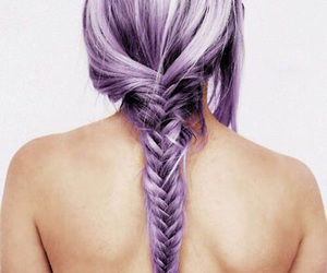 color hair, hairstyles, and inspiration image