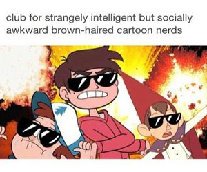 gravity falls, marco diaz, and wirt image