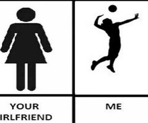 volleyball, life, and me image