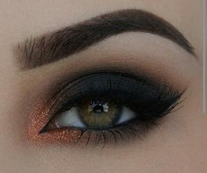 eyes, green eyes, and lashes image