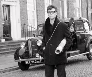 nowhere boy, aaron johnson, and john lennon image