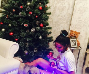 christmas, dogs, and Hot image