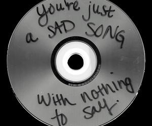 cd, Lyrics, and mcr image