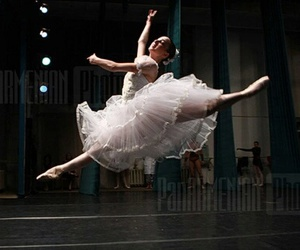 dance, ballet, and happiness image