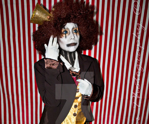 carnival, hats, and ringmaster image