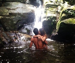 adventure, couple, and relationships image