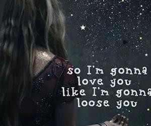 him, he's gone, and Lyrics image
