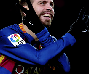 Barcelona and pique image