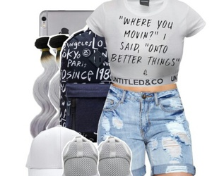 dope, outfit, and Polyvore image